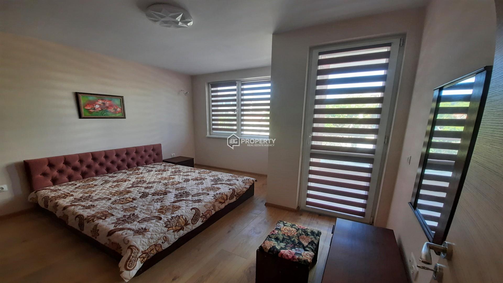 Zweizimmerwohnung in Varna, Vinitsa 60 q.m.