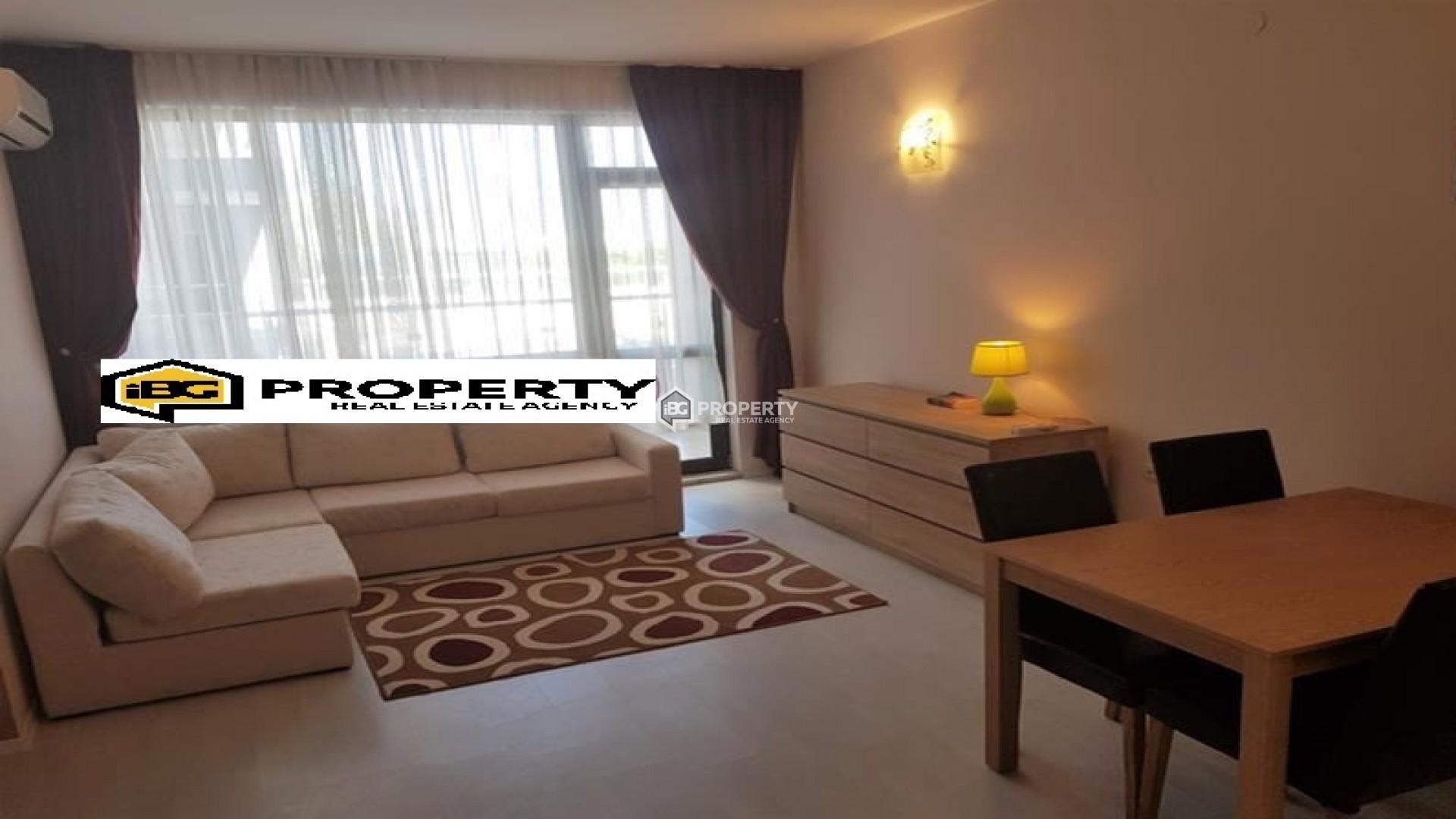 Einzimmerwohnung in Goldstrand, Varna 54 m2