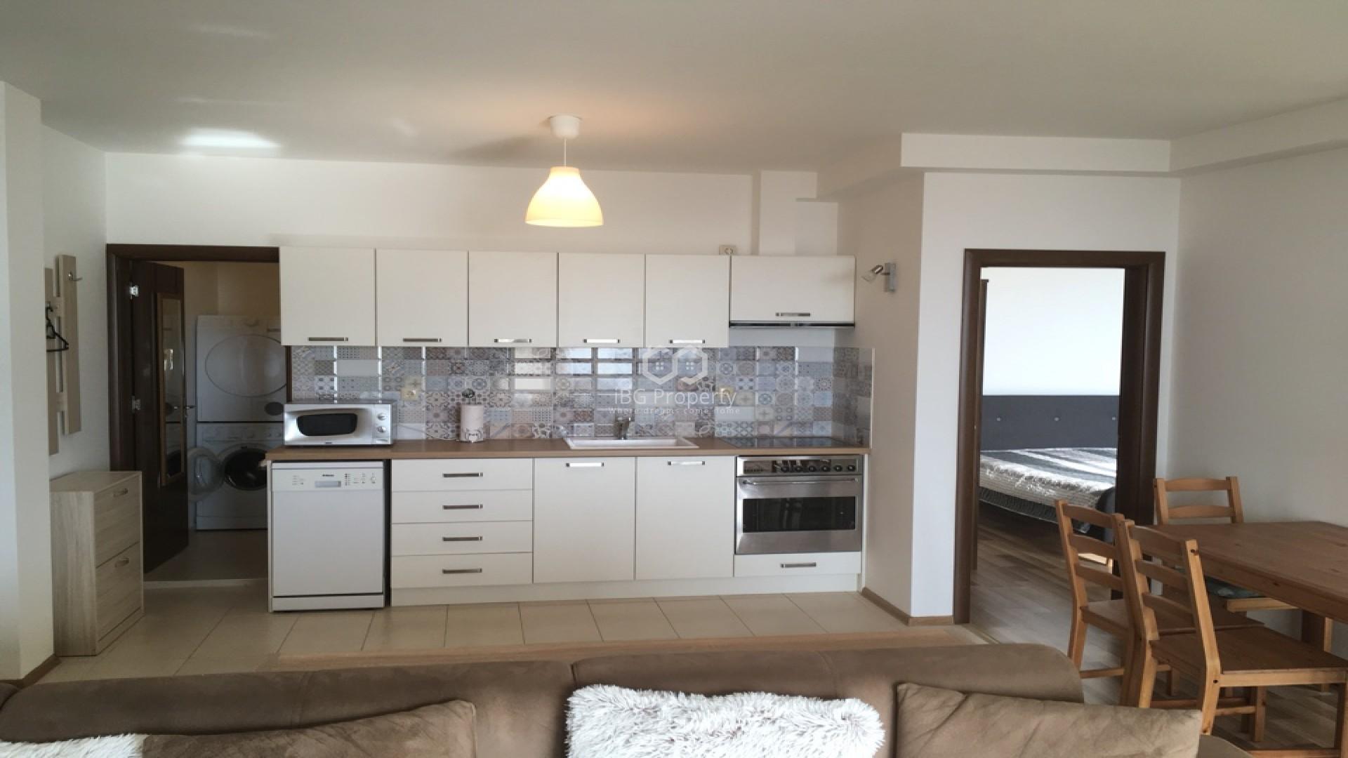 Zweizimmerwohnung in Briz Varna 72 m2