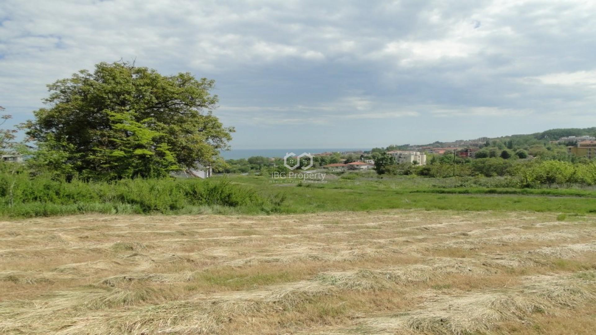 EXKLUSIVES ANGEBOT! Grundstück in Bjala 1032 m2