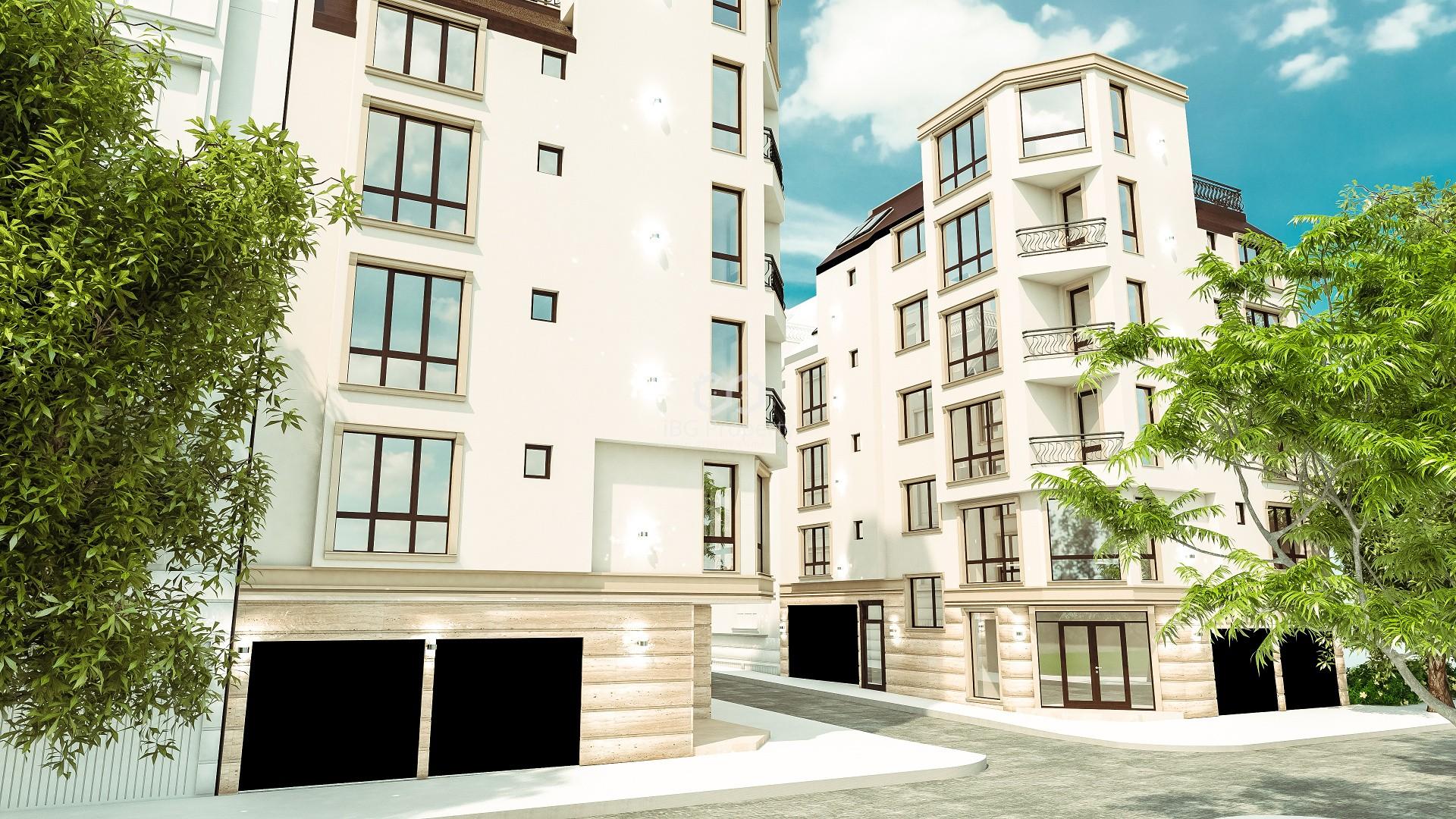Dreizimmerwohnung in Kolkhozen Pazar, Varna 72,12 m2