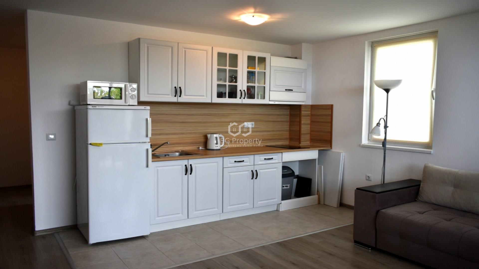 Einzimmerwohnung in Bjala 49 m2