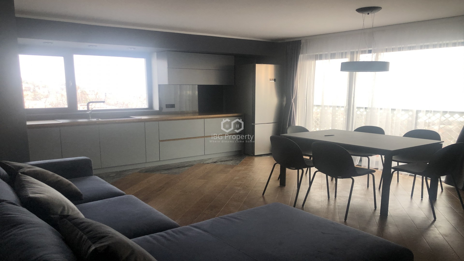 Luxusohnung in Varna 129 m2