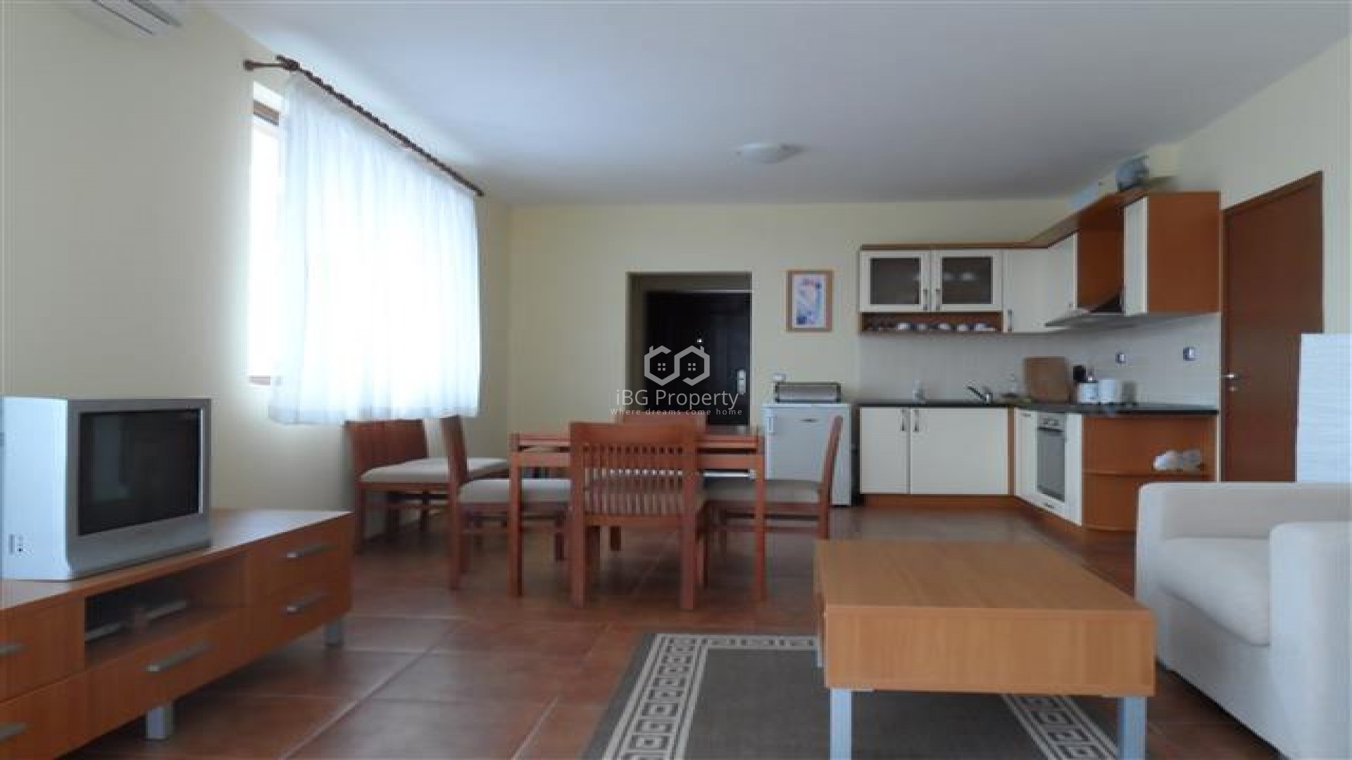Dreizimmerwohnung in Byala 108 m2