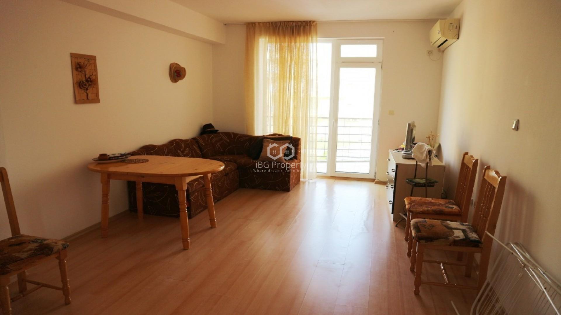 Zweizimmerwohnung in Sonnenstrand 54 m2