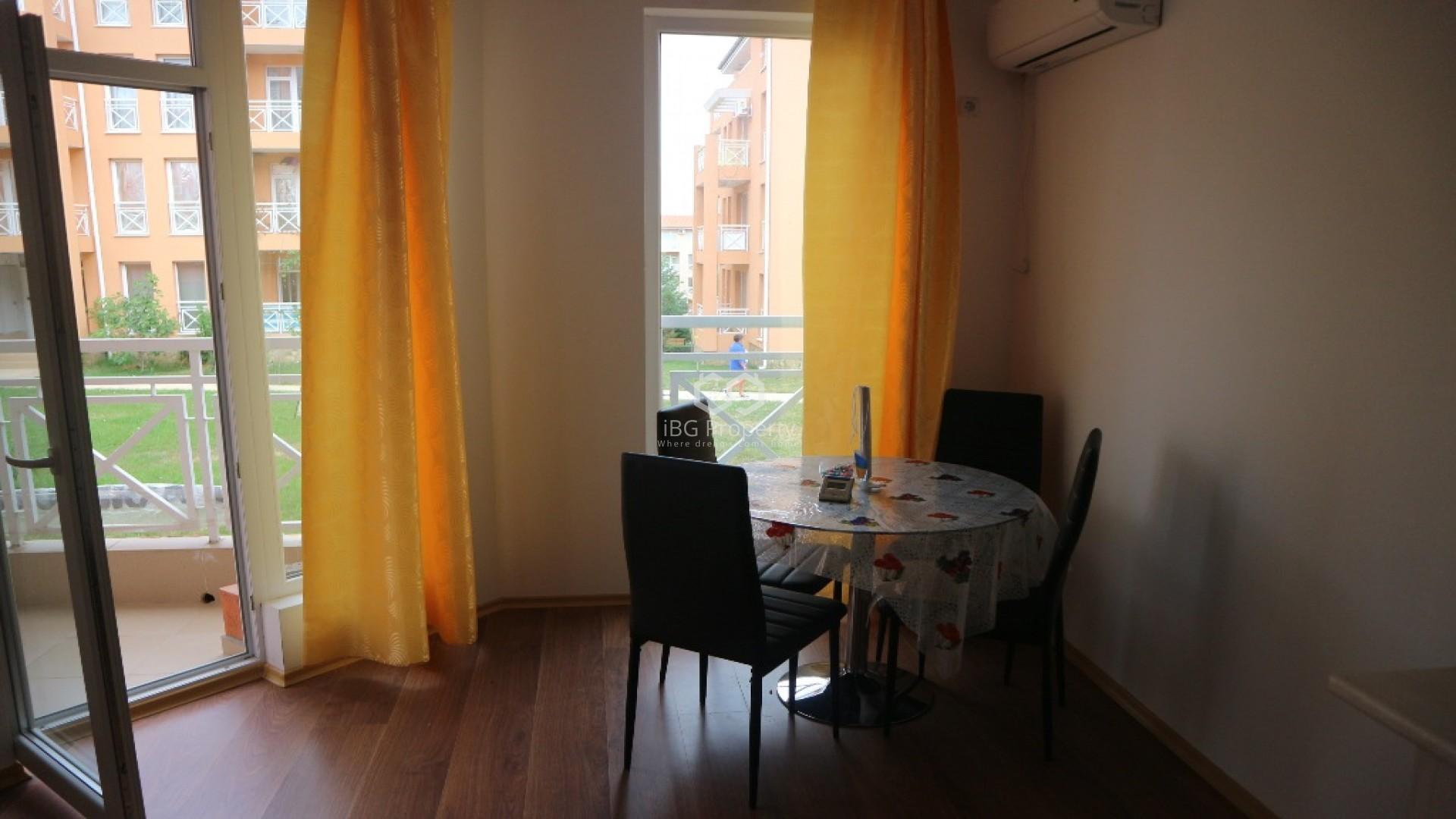 Zweizimmerwohnung in Sonnenstrand 40 m2
