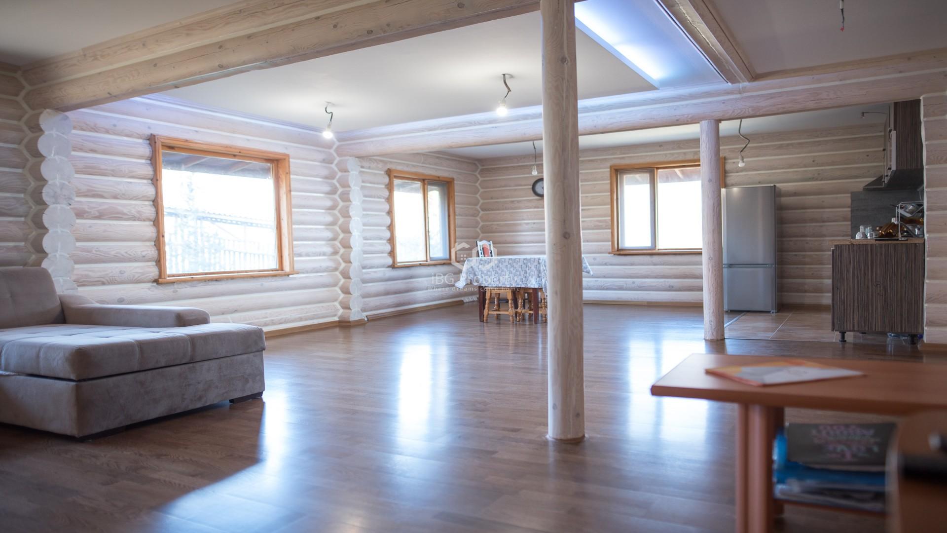 EKO Villa an der Schwarzmeerküste 302 m2