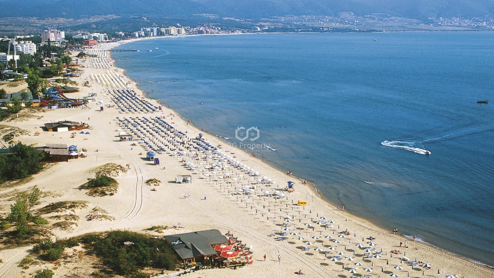 Einzimmerwohnung Sonnen Strand 65 q.m.