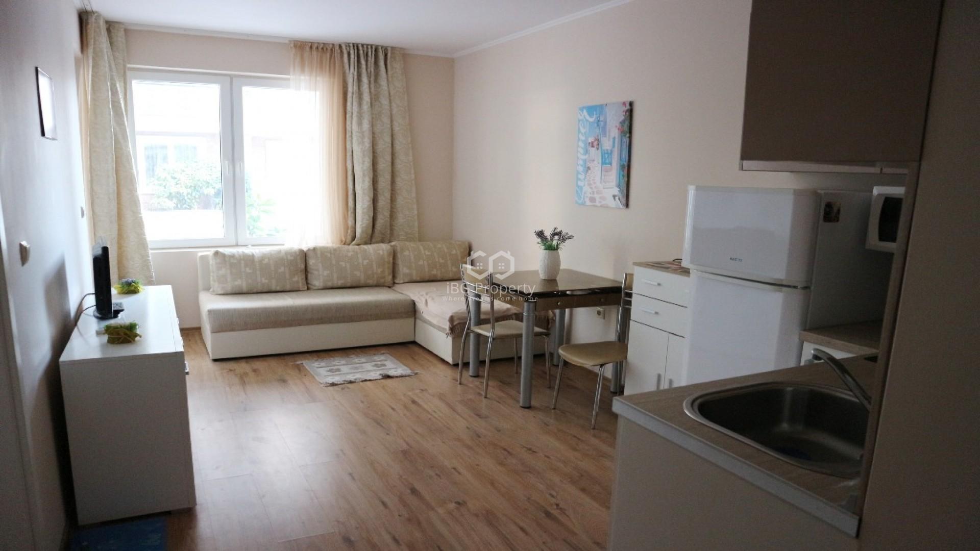 Zweizimmerwohnung in Sonnenstrand 50 m2