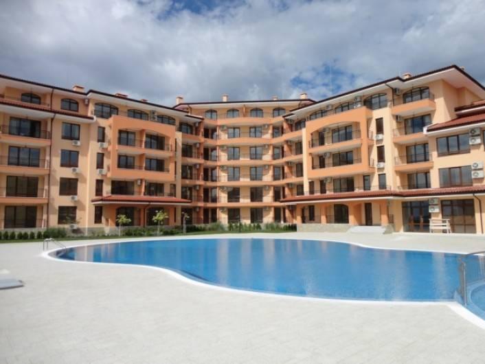 Zweizimmerwohnung in Sveti Vlas 70 m2