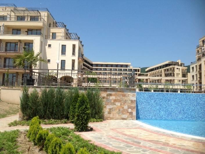 Zweizimmerwohnung in Sveti Vla 49 m2