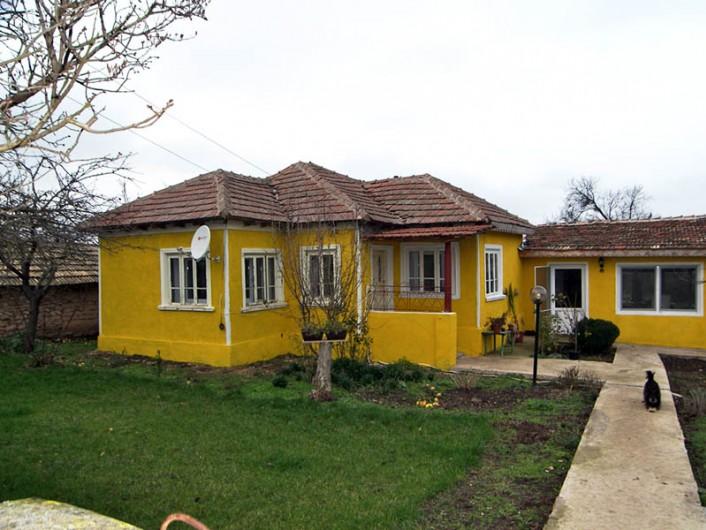Haus in Tschelopetschene 100 m2