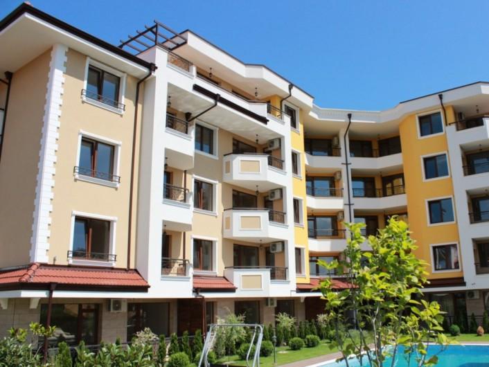 Dreizimmerwohnung in Ravda 81 m2