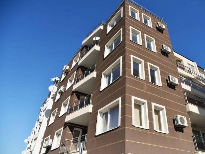 Einzimmerwohnung in Pomorie 47 m2