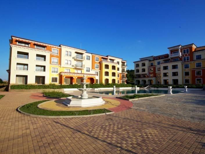 Einzimmerwohnung in Sozopol 25 m2