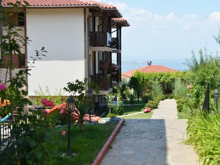 Zweizimmerwohnung in Sozopol 70 m2