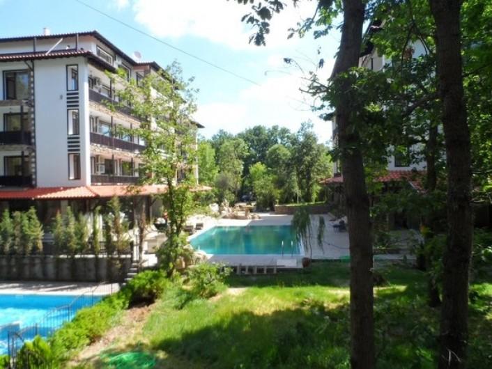 Zweizimmerwohnung in Primorsko 59 m2
