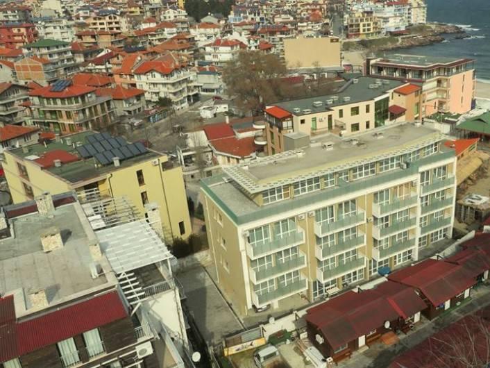 Einzimmerwohnung in Sozopol 34 m2