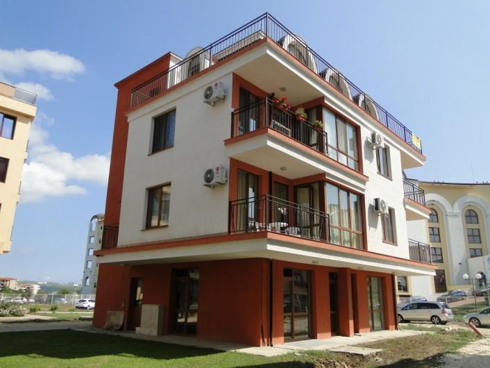 Zweizimmerwohnung in Obzor 50 m2