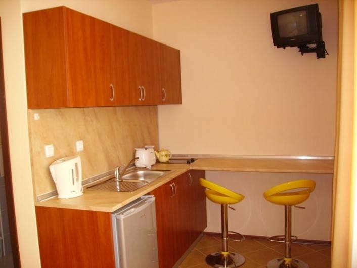 Einzimmerwohnung in Sonnenstrand 24 m2