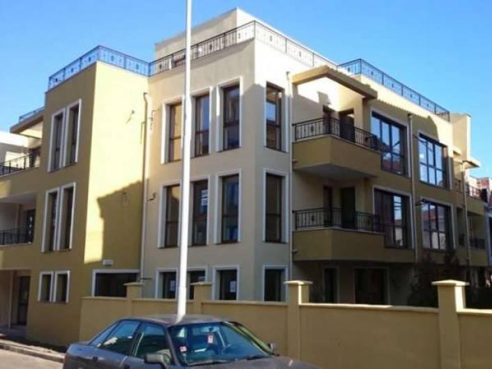 Zweizimmerwohnung in Tscherno More, Nesebar 67 m2