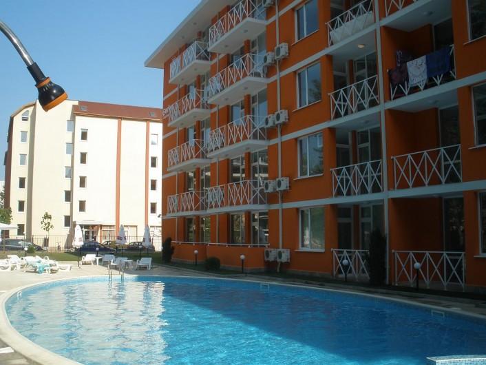 Einzimmerwohnung in Sonnenstrand 29 m2