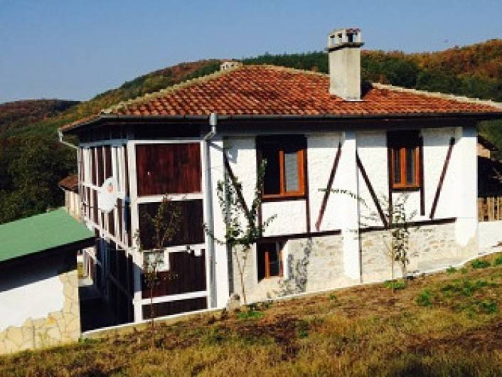 Haus in Kosti 240 m2