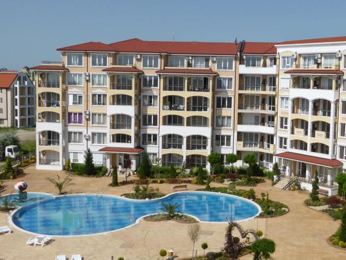 Zweizimmerwohnung in Ravda 50 m2