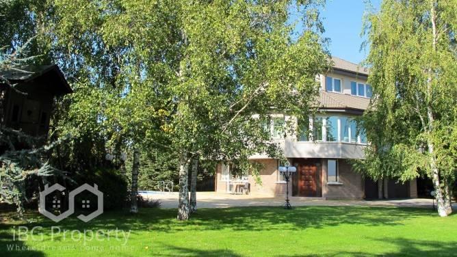 Haus in Priseltsi 550 m2