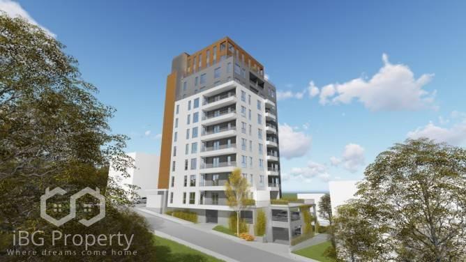 Zweizimmerwohnung in Briz, Varna 79 m2