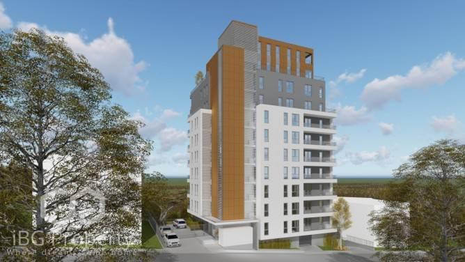 Vierzimmerwohnung in Briz, Varna 109 m2