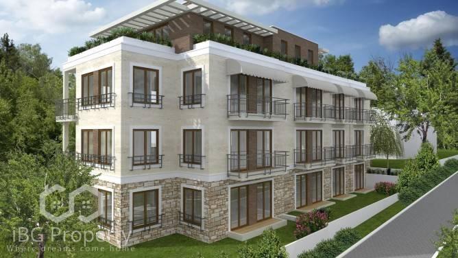 Zweizimmerwohnung in Evksinograd 45 m2