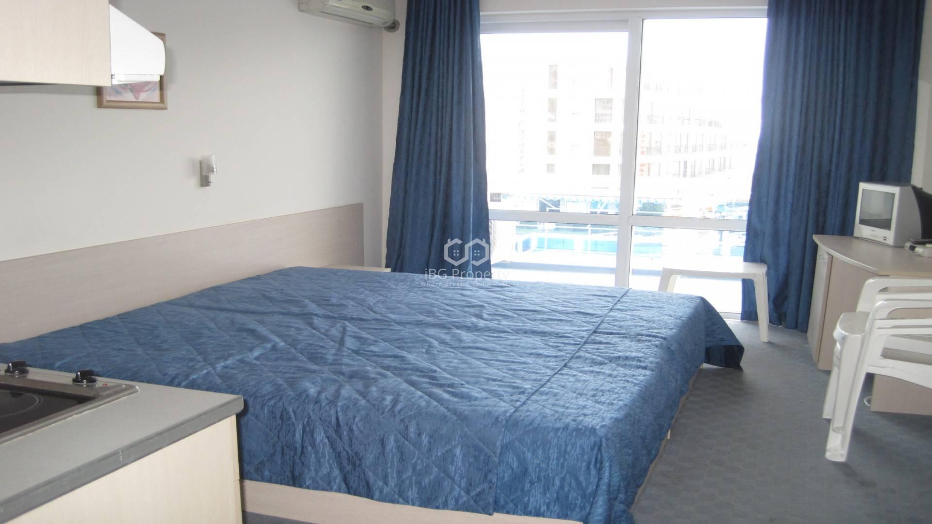 Einzimmerwohnung in Sonnenstrand 30 m2