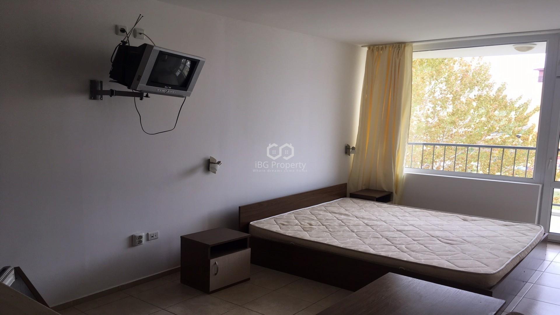 Einzimmerwohnung in Sonnenstrand 35 m2