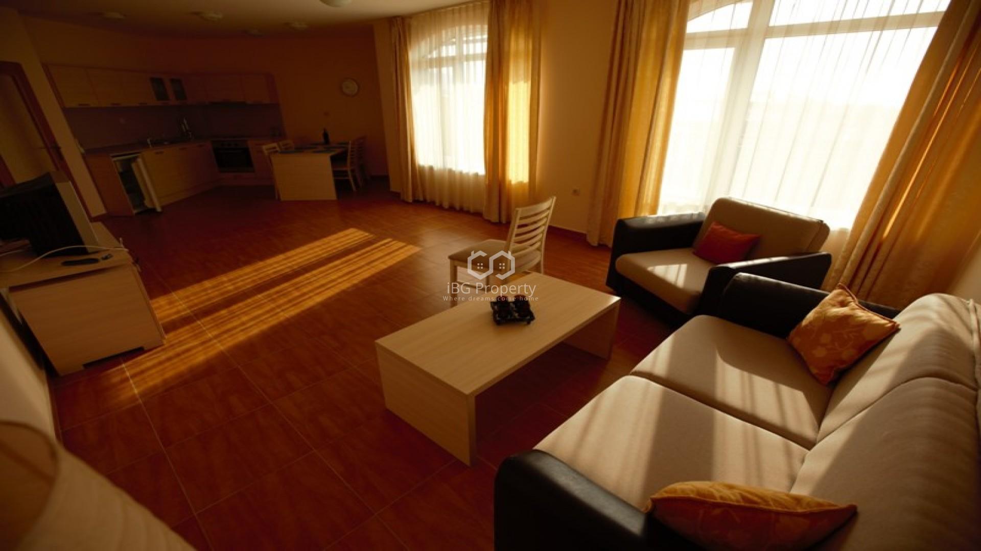 Vierzimmerwohnung in Sveti Vlas 142 m2