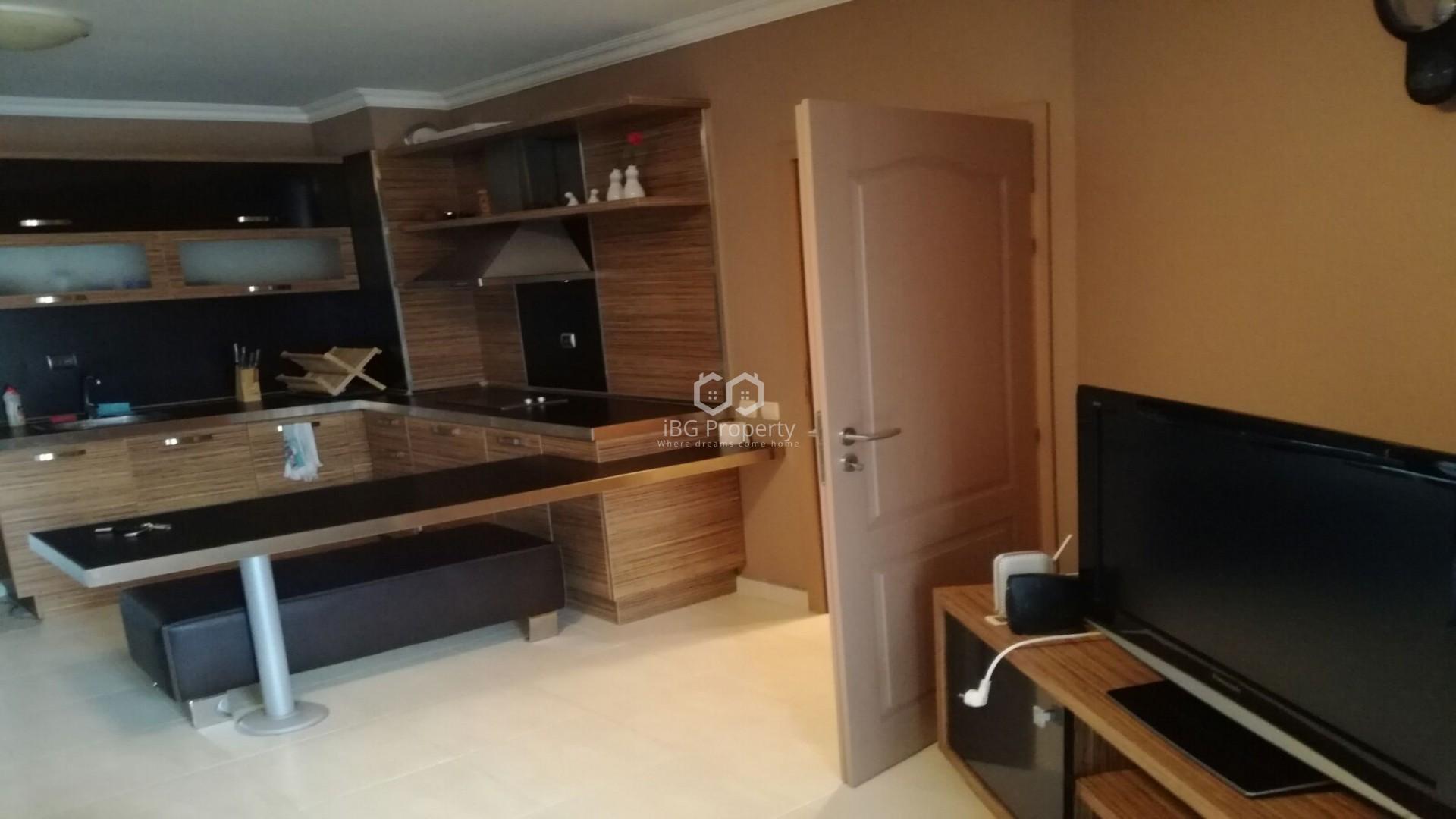 Dreizimmerwohnung in Nesebar 78 m2