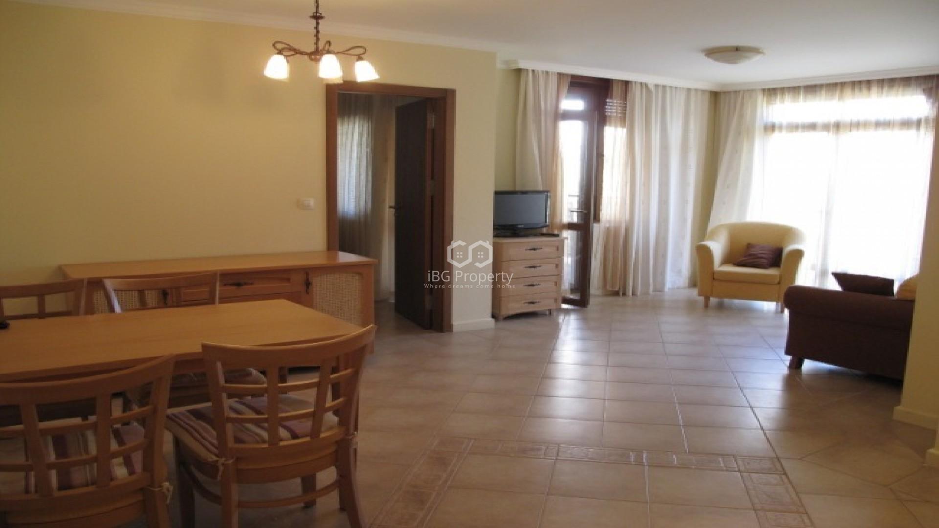 Zweizimmerwohnung in Sozopol 60 m2