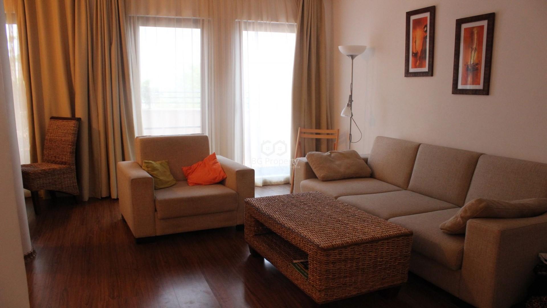 Dreizimmerwohnung in Akheloy 91 m2