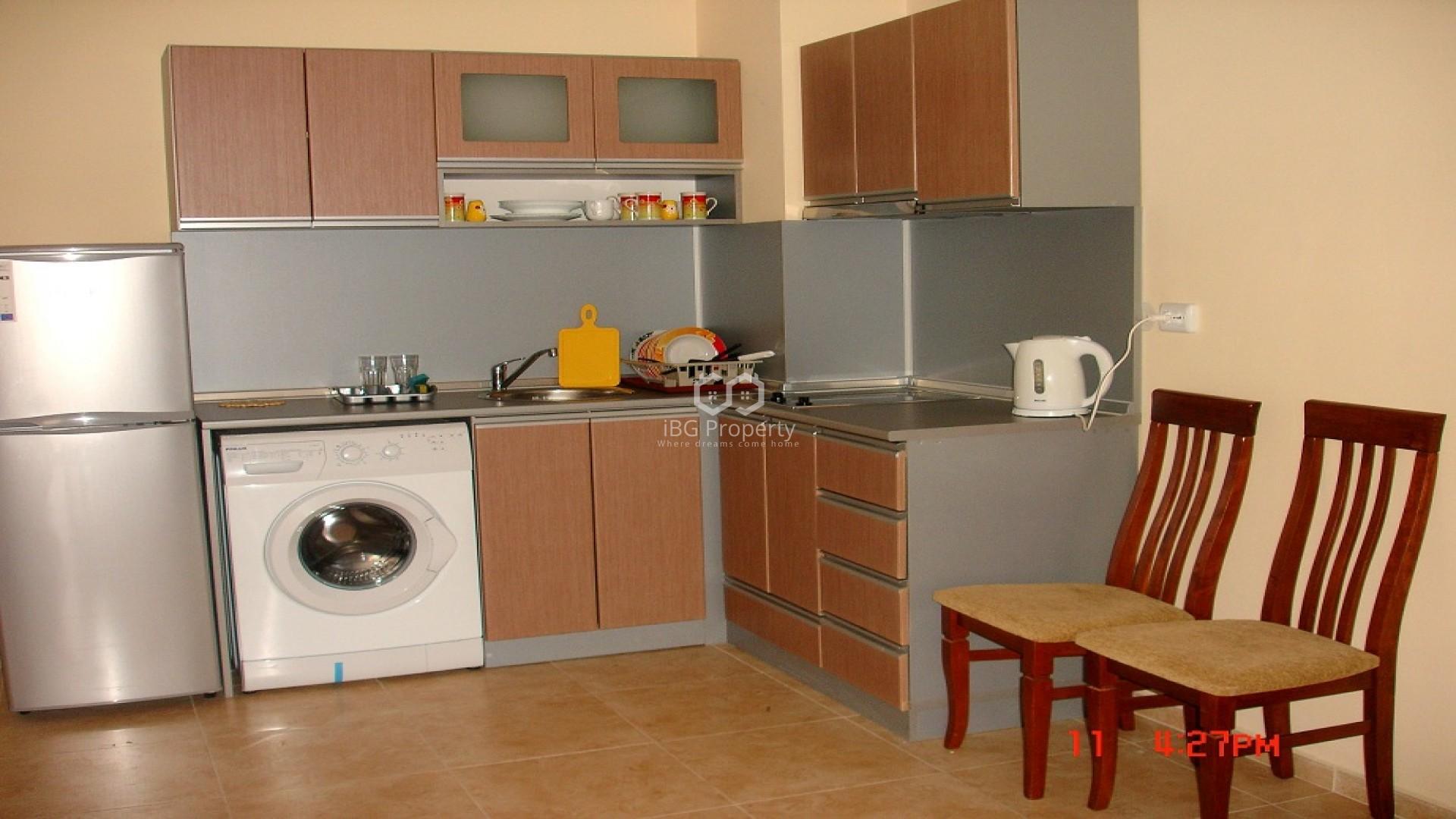 Zweizimmerwohnung in Ravda 59 m2
