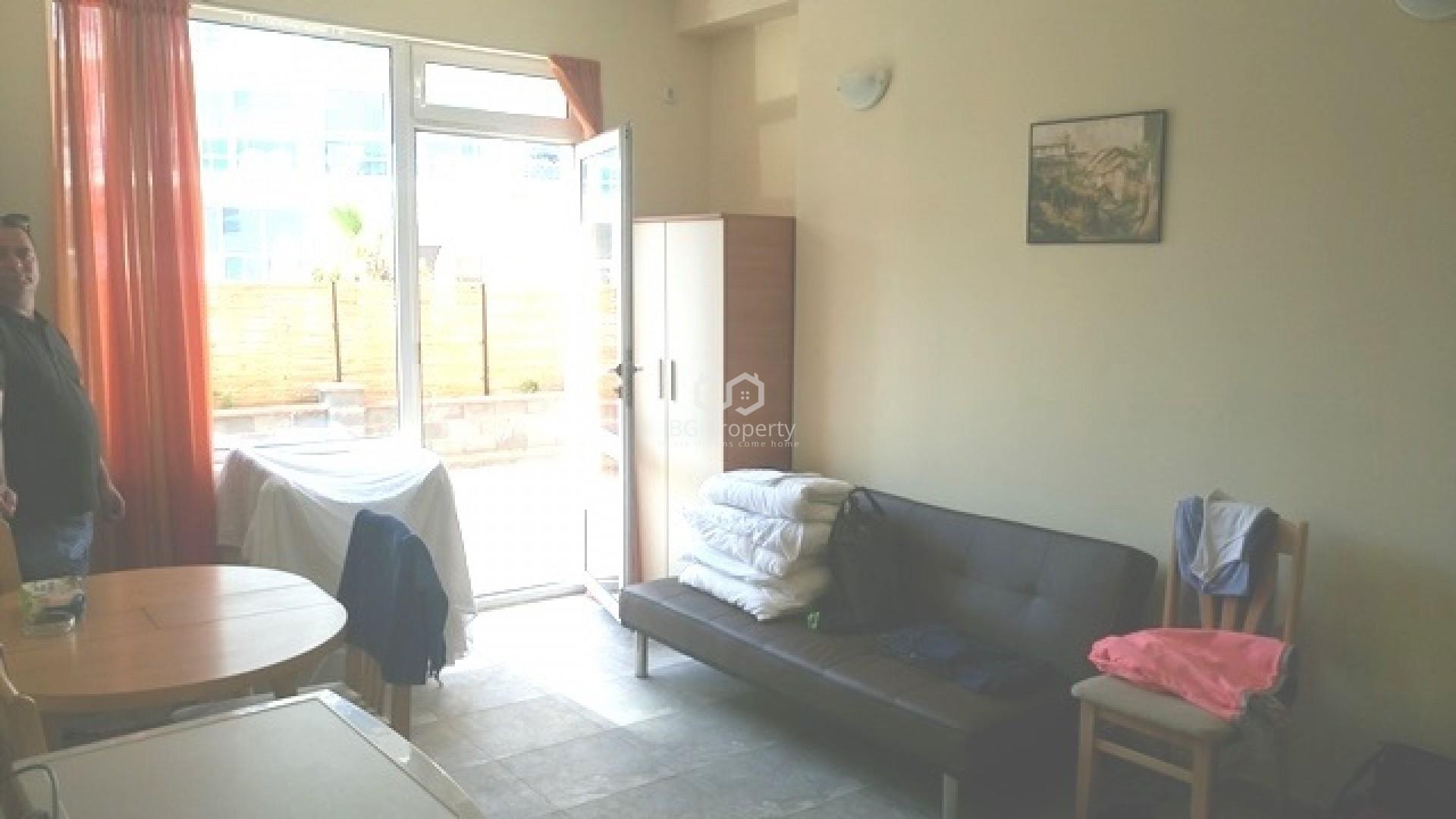 Einzimmerwohnung in Sonnenstrand 41 m2