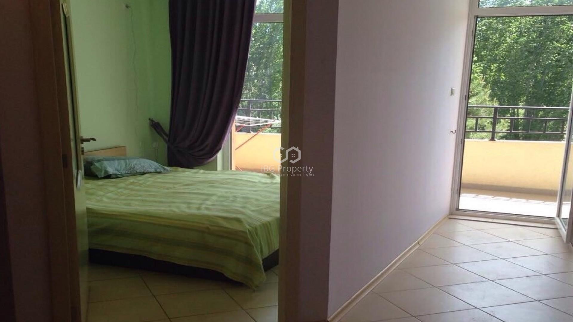 Zweizimmerwohnung in Sonnenstrand 48 m2