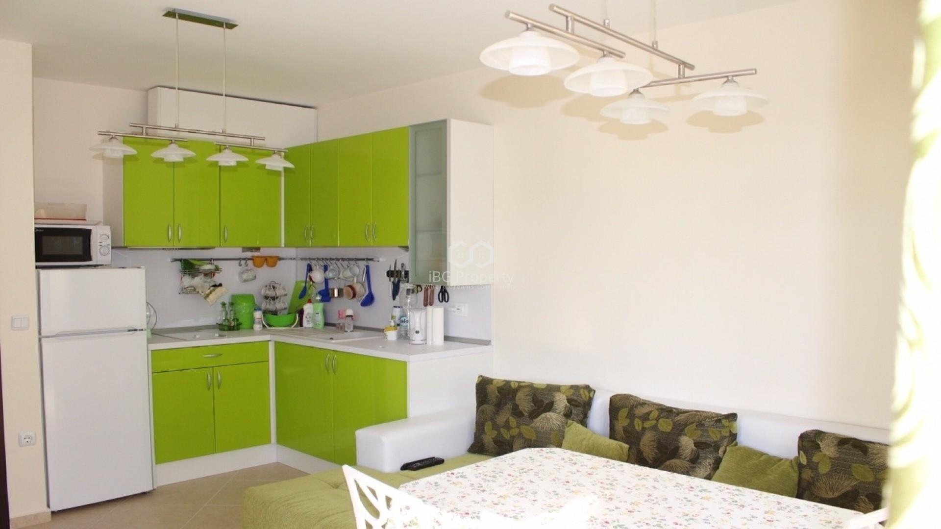 Dreizimmerwohnung in Sonnenstrand 70 m2