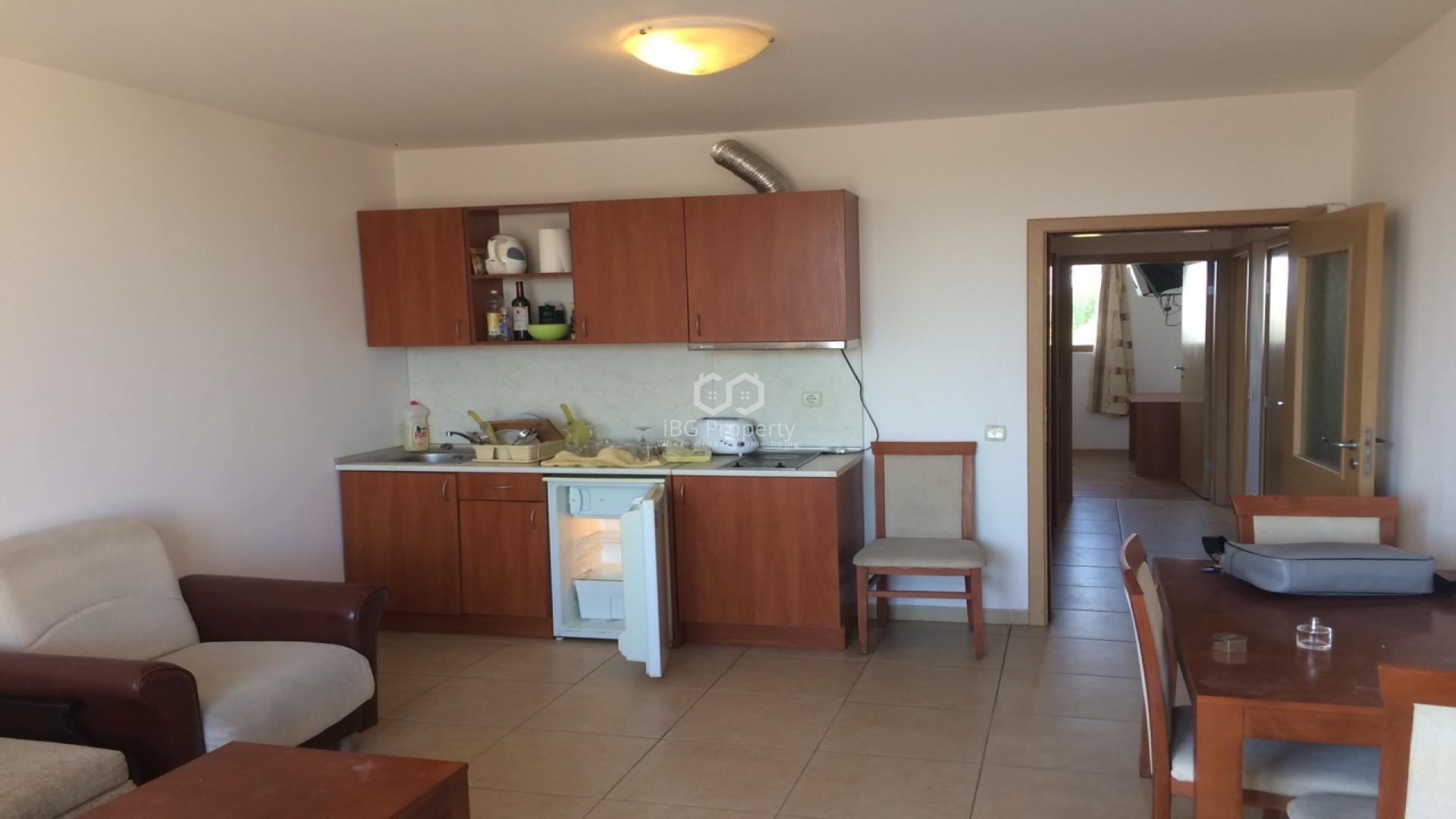 Dreizimmerwohnung in Sonnenstrand 110 m2