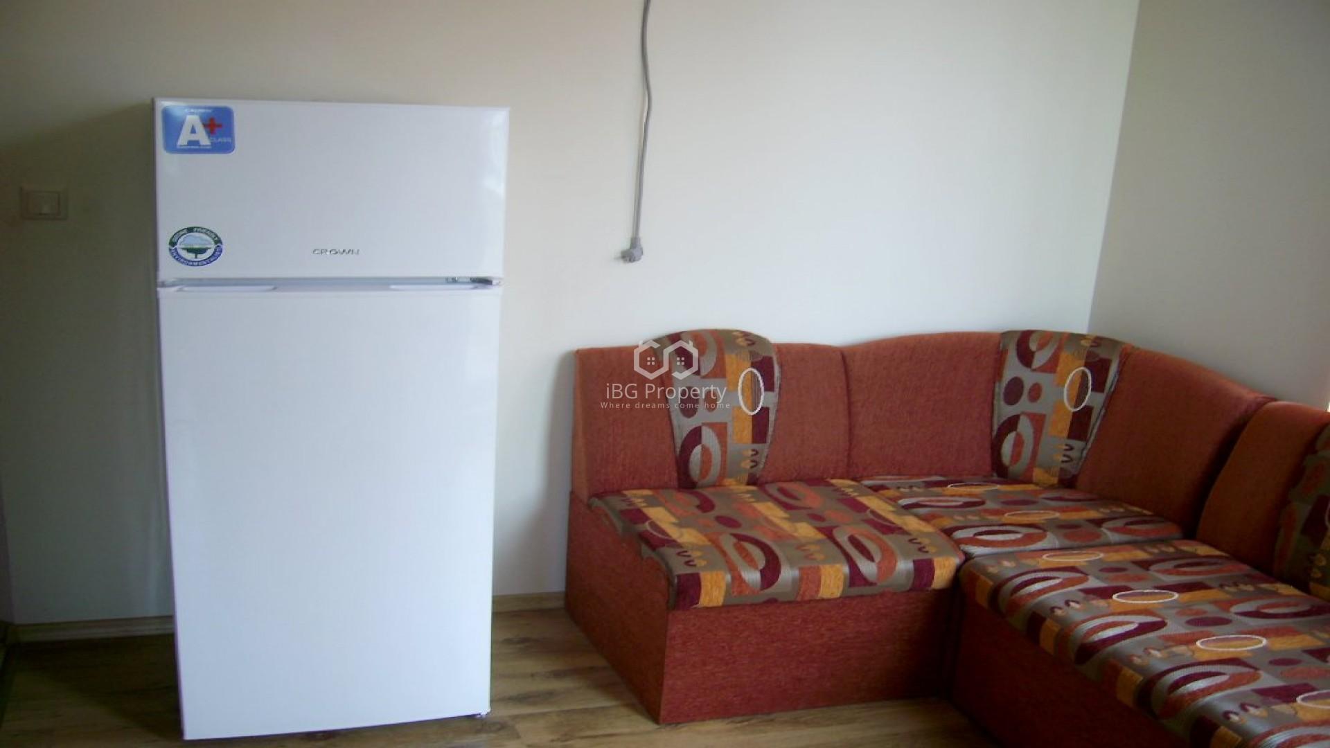 Zweizimmerwohnung in Ravda 44 m2