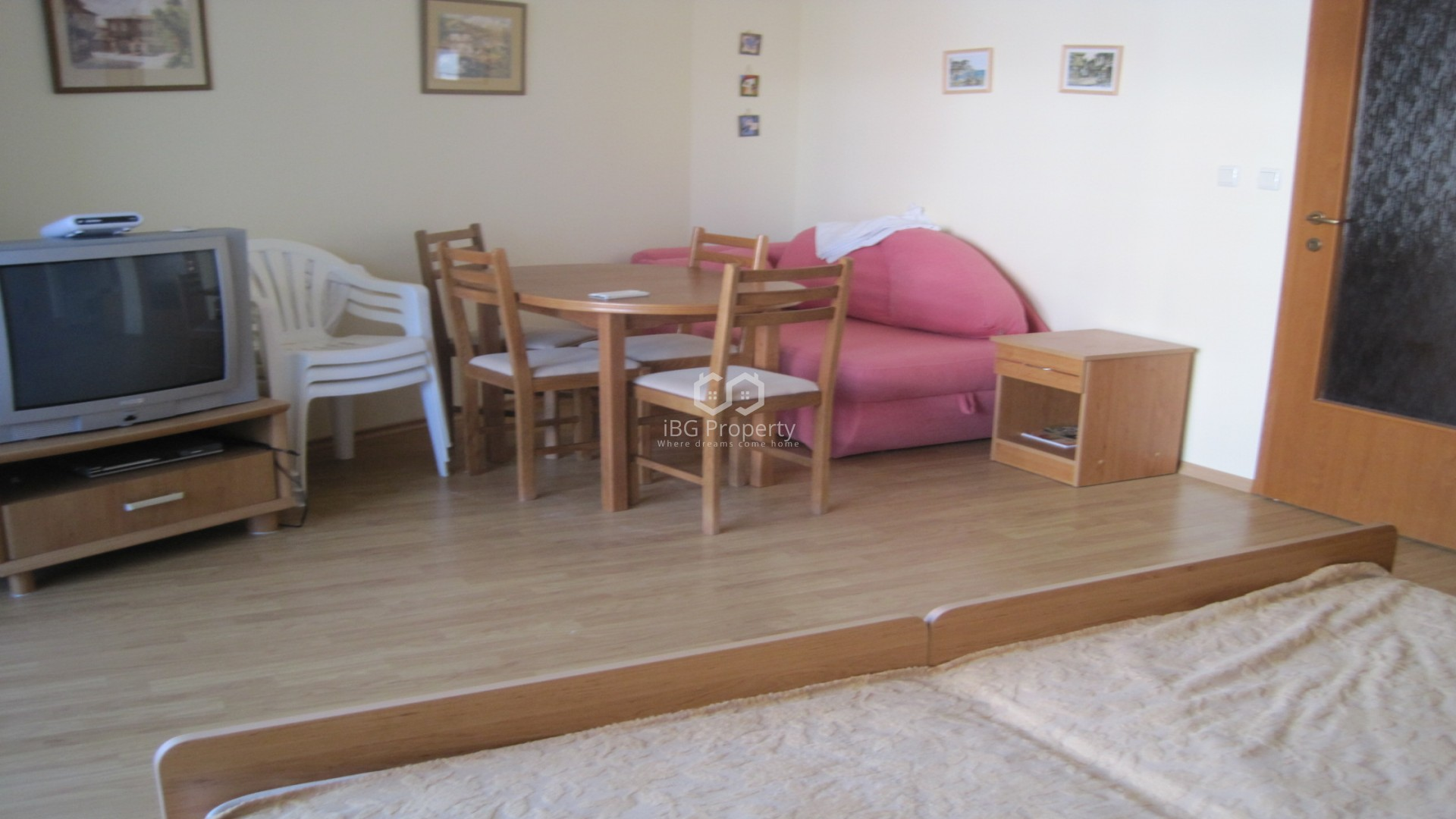 Einzimmerwohnung in Elenite 48 m2