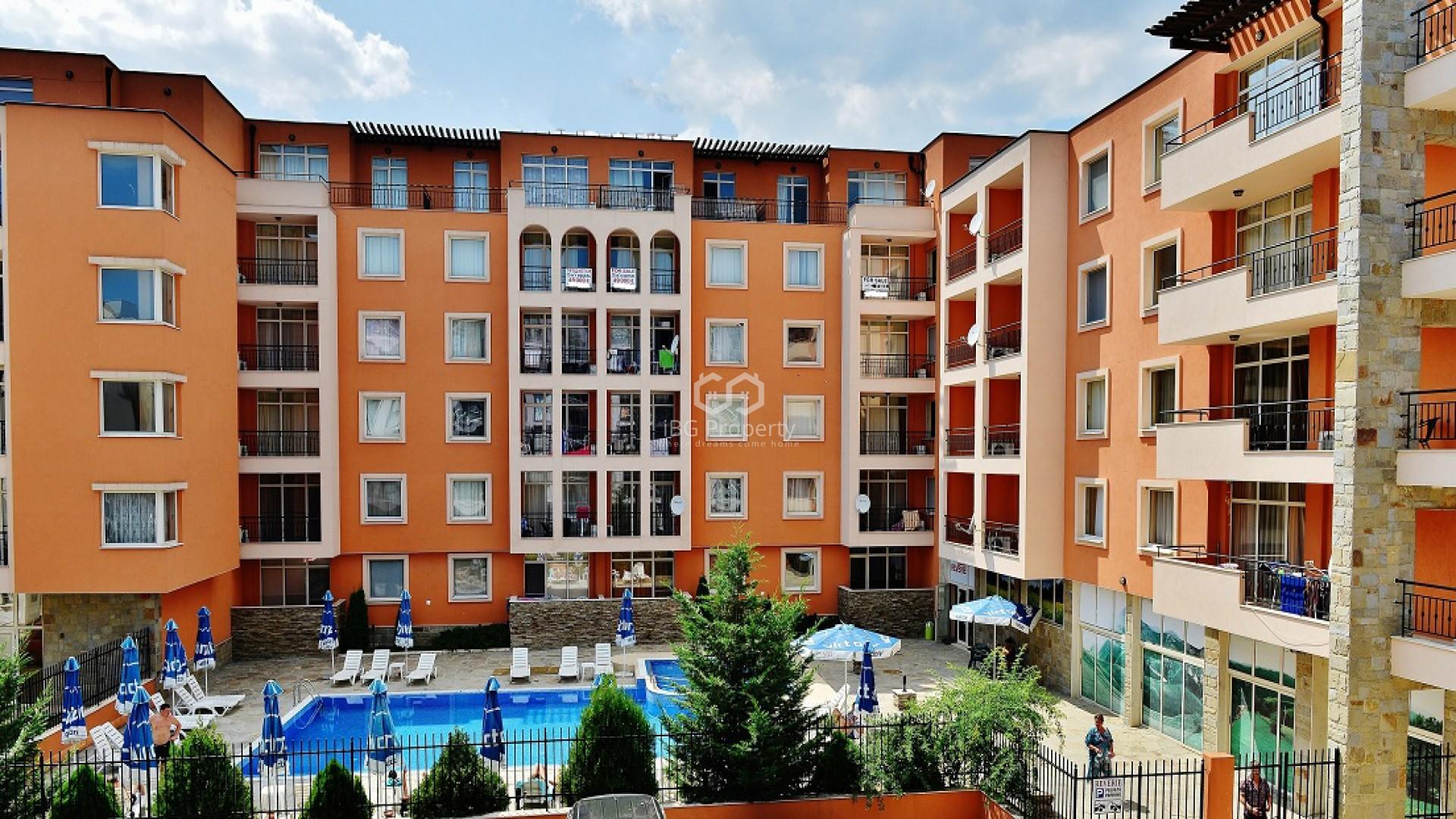 Dreizimmerwohnung in Sonnenstrand 100 m2