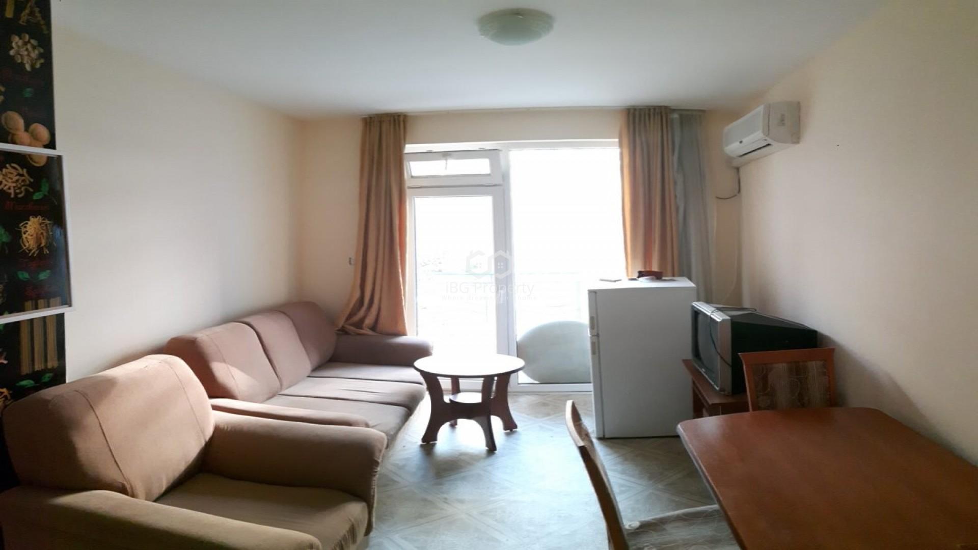 Zweizimmerwohnung in Sonnenstrand 52 m2
