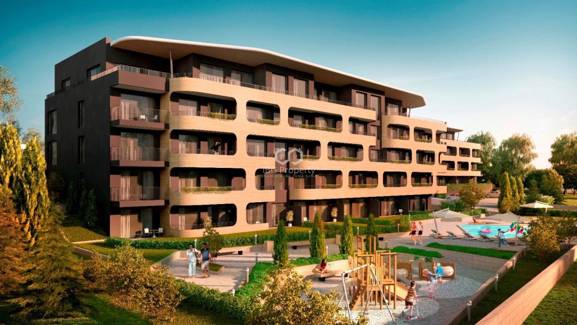 Apartment mit zwei Schlafzimmern in Briz, Varna 99m2