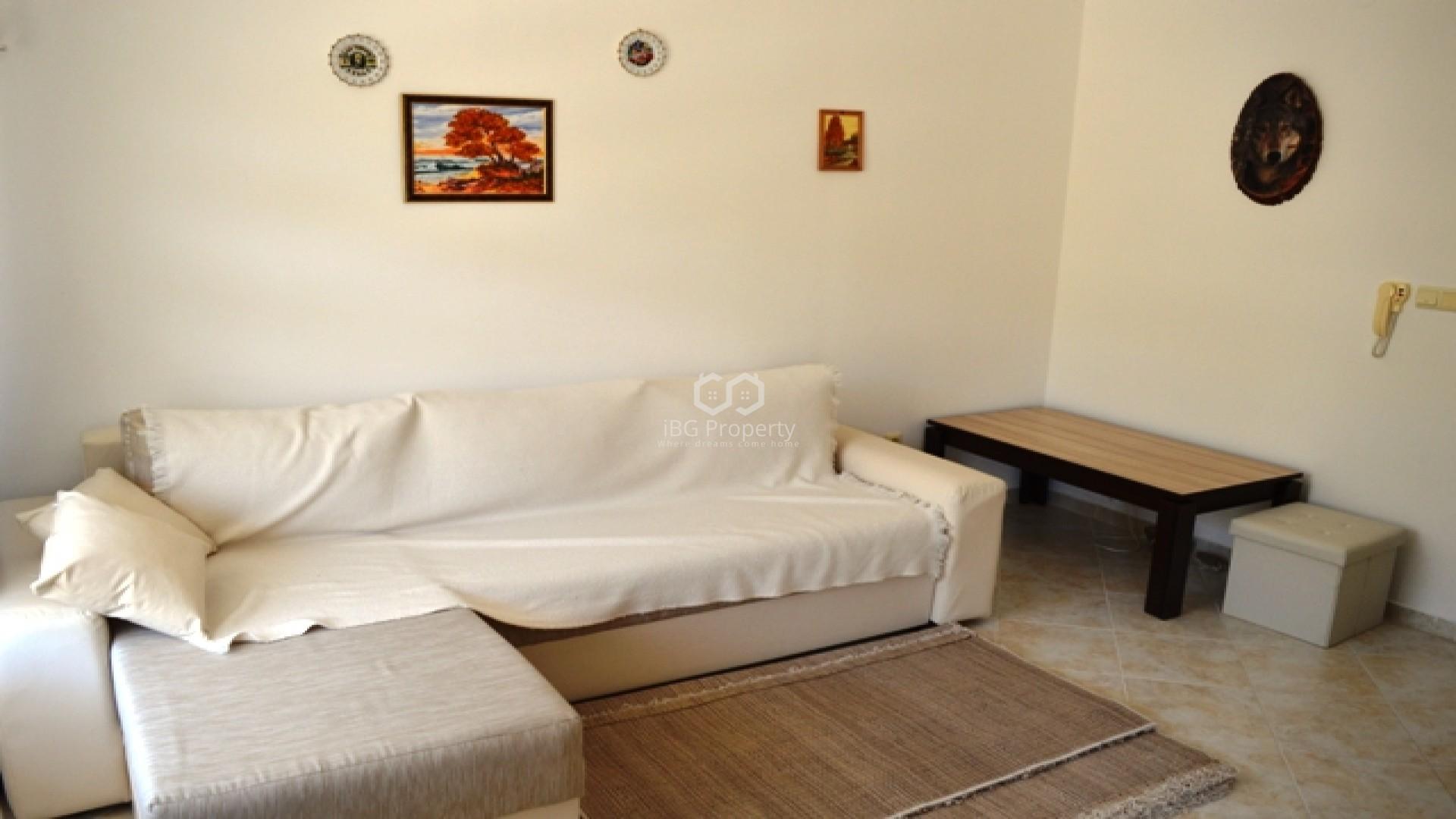 Einzimmerwohnung in Koscharitsa 32 m2