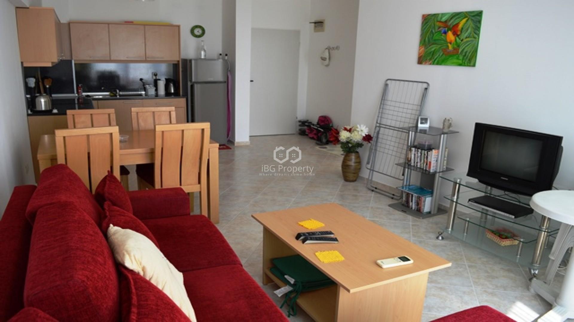 Zweizimmerwohnung in Koscharitsa 65 m2